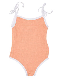 CORAL KIDS TODDLER GIRLS ZULU AND ZEPHYR SWIMWEAR - ZM1621COR