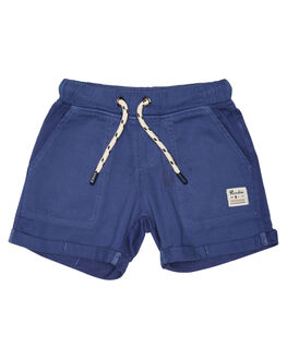 INDIGO KIDS BOYS ROOKIE BY THE ACADEMY BRAND SHORTS - R18S604IND