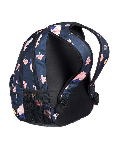 ANTHRACITE NEW TOWN WOMENS ACCESSORIES ROXY BAGS + BACKPACKS - ERJBP04157-KVJ8