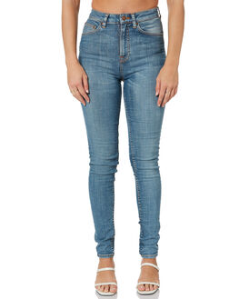 HUNTINGTON WOMENS CLOTHING NUDIE JEANS CO JEANS - 113265HNT