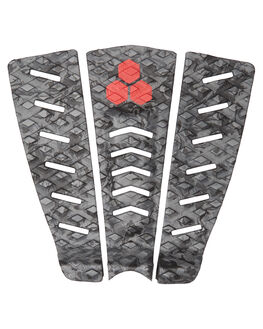 GREY CAMO SURF HARDWARE CHANNEL ISLANDS TAILPADS - 16395101314