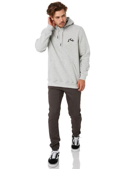 GREY MARLE MENS CLOTHING RUSTY JUMPERS - FTM0918GMA