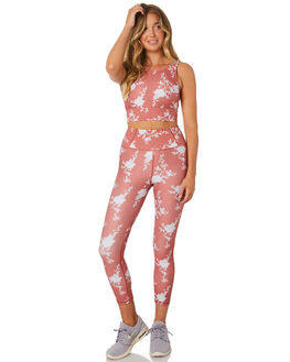 CLAY FLORAL WOMENS CLOTHING ARCAA MOVEMENT ACTIVEWEAR - 1A005-3CLYFL