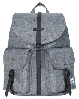 SCATTERED RAVEN MENS ACCESSORIES HERSCHEL SUPPLY CO BAGS - 10301-01160RVCRS
