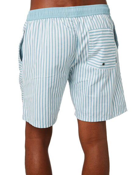 TURQUOISE OUTLET MENS NO NEWS BOARDSHORTS - N5202232TURQ