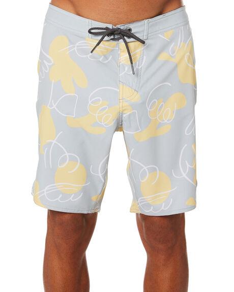 MIST MENS CLOTHING STAY BOARDSHORTS - SBO-20309MST