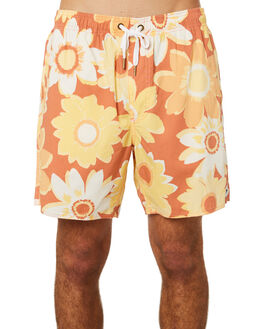 SPICE MENS CLOTHING AFENDS BOARDSHORTS - M191351SPICE
