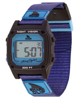 PURPLE GUNMETAL KIDS BOYS FREESTYLE WATCHES - 10019183PURGU