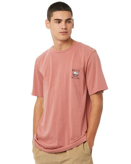 CHAI MENS CLOTHING RVCA TEES - R181056CHAI