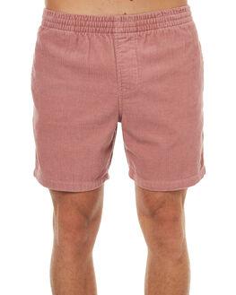 DUSTY PINK MENS CLOTHING STUSSY SHORTS - ST072621DPNK