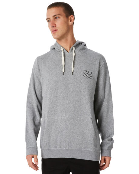 GREY MARLE MENS CLOTHING SWELL JUMPERS - S5184461GRYMA