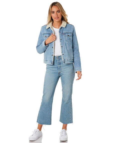 HIDDEN RIVER WOMENS CLOTHING LEVI'S JACKETS - 36136-00330033