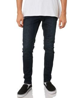 VINTAGE BLUE MENS CLOTHING VOLCOM JEANS - A1931610VBL