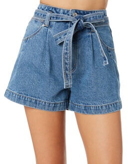 GEORGIA WOMENS CLOTHING A.BRAND SHORTS - 717002730