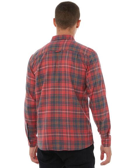 GYM RED MENS CLOTHING HURLEY SHIRTS - AJ1852687
