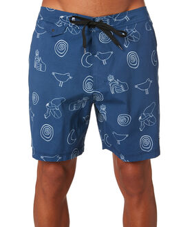 INSIGNIA BLUE MENS CLOTHING BANKS BOARDSHORTS - BS0214ISB