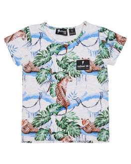 JUNGLE KIDS TODDLER BOYS RADICOOL DUDE TOPS - RD1015JNGL