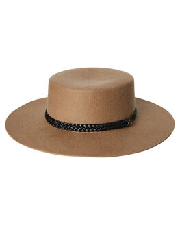 TAN MENS ACCESSORIES FALLENBROKENSTREET HEADWEAR - 1802TAN