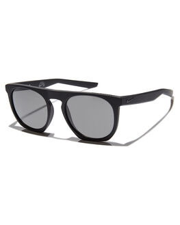 MATTE BLACK GREY MENS ACCESSORIES NIKE SUNGLASSES - EV0923009