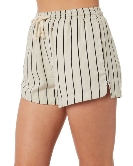 STRIPE WOMENS CLOTHING SWELL SHORTS - S8184233STRIP