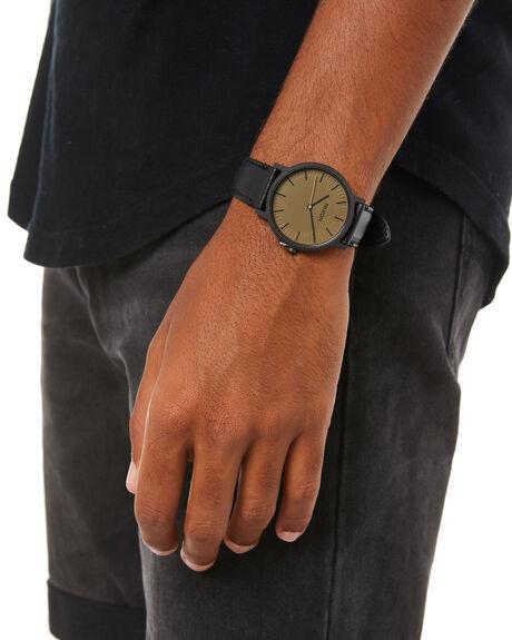 BLACK MATTE SAGE MENS ACCESSORIES NIXON WATCHES - A10582988