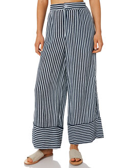 COPPERFIELD STRIPE WOMENS CLOTHING RUE STIIC PANTS - SA19-6-FSB
