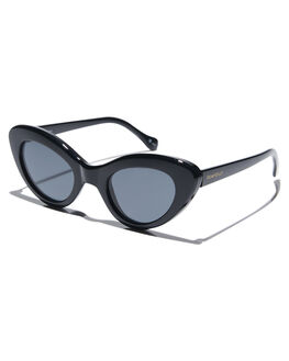 BLACK WOMENS ACCESSORIES SEAFOLLY SUNGLASSES - SEA1912606BLK