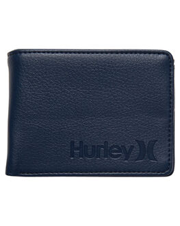 MIDNIGHT NAVY MENS ACCESSORIES HURLEY WALLETS - AMWAOOS44B