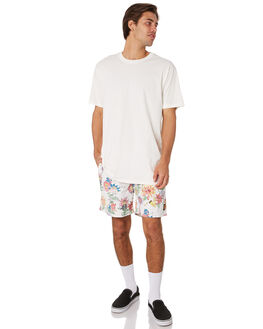 WHITE MENS CLOTHING INSIGHT BOARDSHORTS - 5000003649WHT