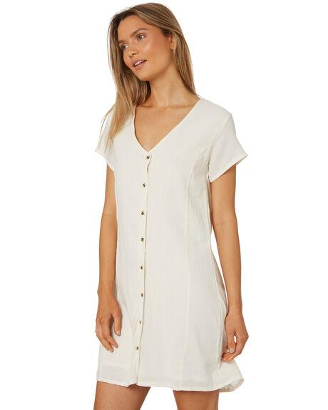 NATURAL WOMENS CLOTHING THRILLS DRESSES - WTS8-904ANAT