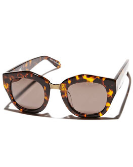 MID TORT WOMENS ACCESSORIES VALLEY SUNGLASSES - S0071MTOR