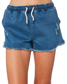 DENIM KIDS GIRLS EVES SISTER SHORTS + SKIRTS - 9920085DEN