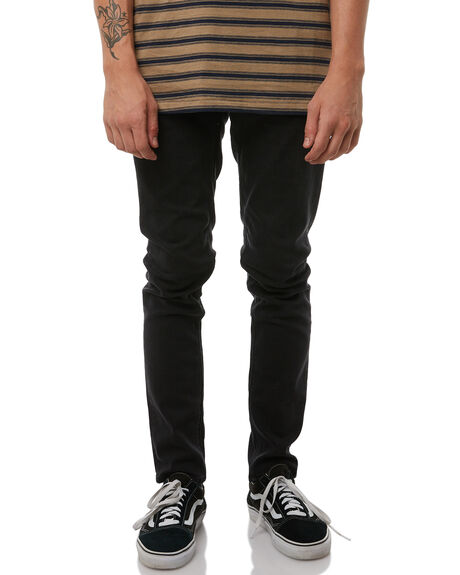 INK BLACK MENS CLOTHING VOLCOM JEANS - A1931610INK