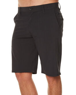 BLACK MENS CLOTHING RIP CURL SHORTS - CWAIG10090