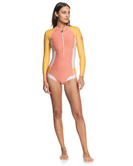 TERRA/YELLOW/BLU BOARDSPORTS SURF ROXY WOMENS - ERJW403023-XMYM