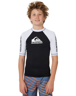 BLACK BOARDSPORTS SURF QUIKSILVER BOYS - EQBWR03056KVJ0