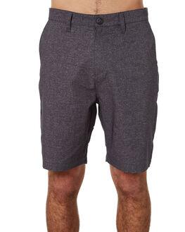 BLACK HEATHER MENS CLOTHING BILLABONG SHORTS - 9585708BLKH