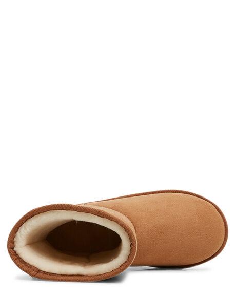 TAN MENS FOOTWEAR KUSTOM BOOTS - KS-K901119-TAN