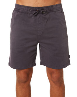 DARK GREY MENS CLOTHING RIP CURL SHORTS - CWALS11221