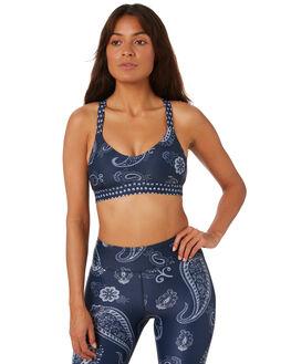 INDIGO WOMENS CLOTHING THE UPSIDE ACTIVEWEAR - USW220088IND
