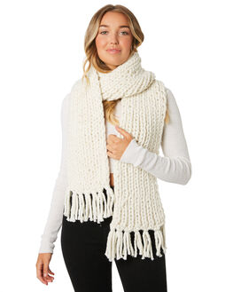 VANILLA WOMENS ACCESSORIES O'NEILL SCARVES + GLOVES - 532220241G
