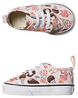 DELICACY KIDS TODDLER GIRLS VANS FOOTWEAR - VN0A38E9MLMMULTI