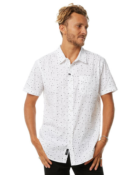 WHITE MENS CLOTHING IMPERIAL MOTION SHIRTS - 201703008056WHT