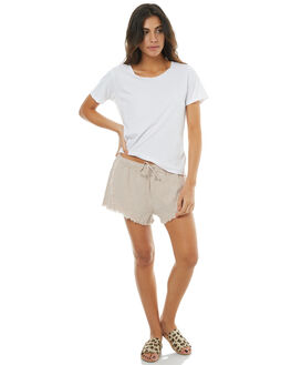 SABLE WOMENS CLOTHING RUSTY SHORTS - WKL0629SAB