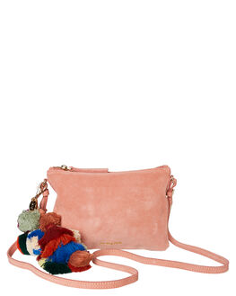 NUDE WOMENS ACCESSORIES THE WOLF GANG BAGS + BACKPACKS - TWGW19A10NDE