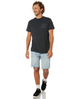 BLACK MARLE MENS CLOTHING RIP CURL TEES - CTEVH23442