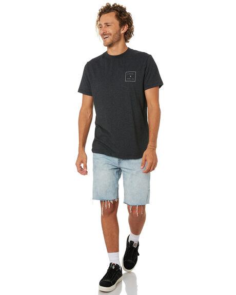 BLACK MARLE MENS CLOTHING RIP CURL TEES - CTEVH23442