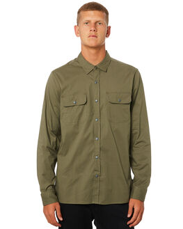 TWILIGHT MARSH MENS CLOTHING HURLEY SHIRTS - AQ4866307