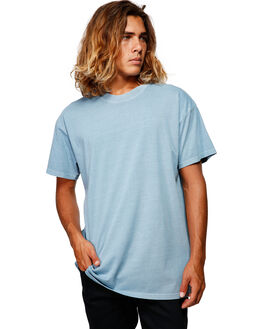 POWDER BLUE MENS CLOTHING BILLABONG TEES - BB-9572051-P22