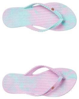 MERMAID WOMENS FOOTWEAR BILLABONG THONGS - 6671801MRMD